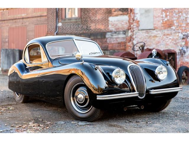 1953 Jaguar XK120 (CC-1516207) for sale in Wallingford, Connecticut