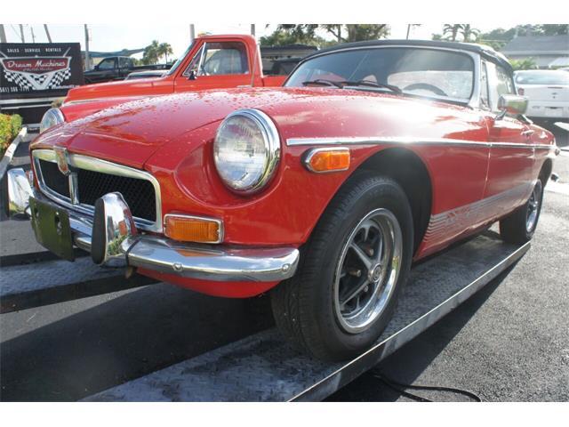 1974 MG MGB (CC-1516212) for sale in Lantana, Florida