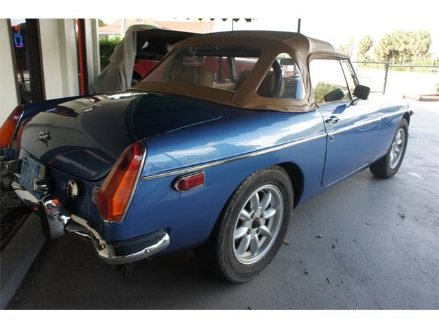 1974 MG MGB (CC-1516213) for sale in Lantana, Florida