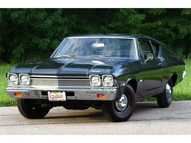 1968 Chevrolet Chevelle (CC-1516216) for sale in Elyria, Ohio