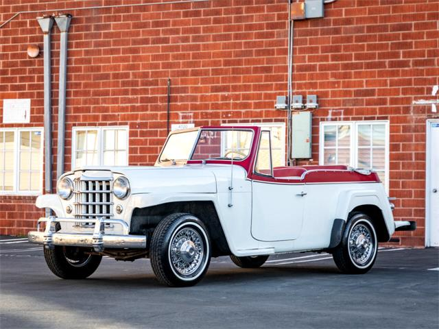 1951 Willys Jeepster (CC-1510625) for sale in Marina Del Rey, California