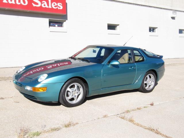 1993 Porsche 968 (CC-1516263) for sale in Omaha, Nebraska