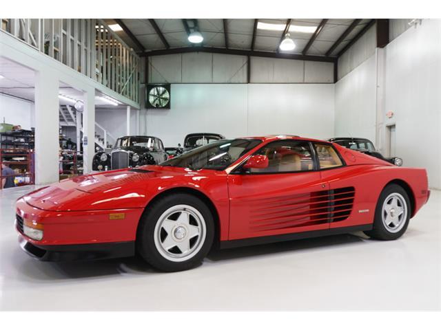 1988 Ferrari Testarossa (CC-1516266) for sale in Saint Louis, Missouri
