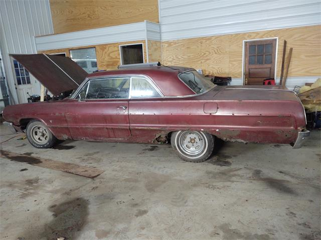 1964 Chevrolet Impala (CC-1516280) for sale in Parkers Prairie, Minnesota