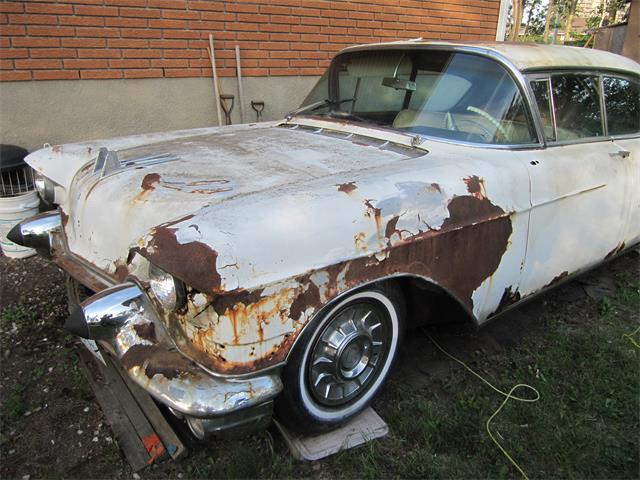 1957 Cadillac Fleetwood (CC-1516284) for sale in Thunder Bay, Ontario