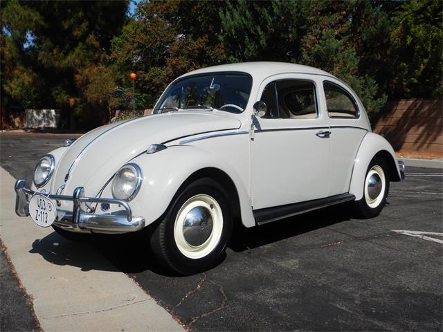 1960 Volkswagen Beetle (CC-1516285) for sale in Woodland Hills, California