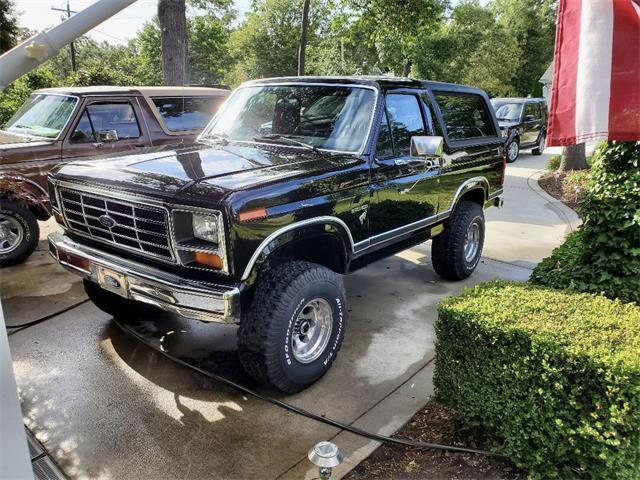 1983 Ford Bronco (CC-1516287) for sale in Stella, North Carolina