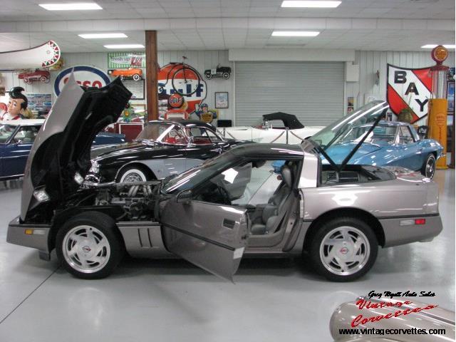 1989 Chevrolet Corvette (CC-1516301) for sale in Summerville, Georgia