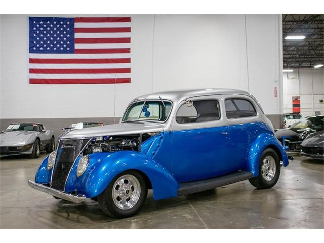 1937 Ford Tudor (CC-1516307) for sale in Kentwood, Michigan