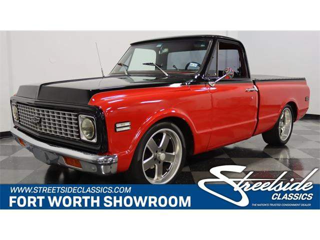 1971 Chevrolet C10 (CC-1516309) for sale in Ft Worth, Texas