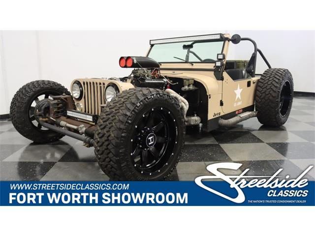 1985 Jeep CJ7 (CC-1516310) for sale in Ft Worth, Texas
