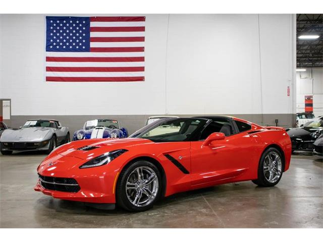 2016 Chevrolet Corvette (CC-1516318) for sale in Kentwood, Michigan