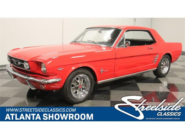 1966 Ford Mustang (CC-1516327) for sale in Lithia Springs, Georgia