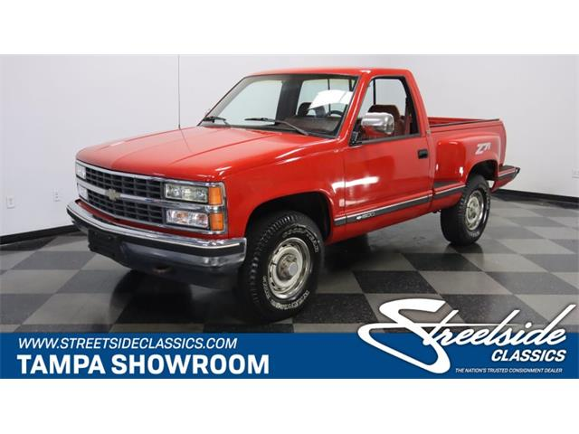 1992 Chevrolet K-1500 (CC-1516336) for sale in Lutz, Florida
