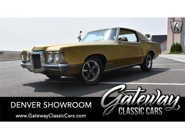 1970 Pontiac Grand Prix (CC-1516340) for sale in O'Fallon, Illinois