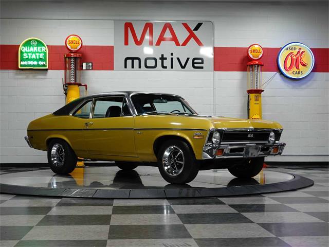 1972 Chevrolet Nova (CC-1516355) for sale in Pittsburgh, Pennsylvania