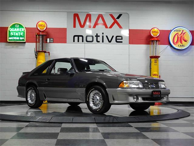 1990 Ford Mustang GT (CC-1516360) for sale in Pittsburgh, Pennsylvania