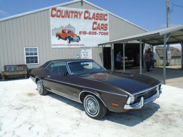 1971 Ford Mustang (CC-1516361) for sale in Staunton, Illinois