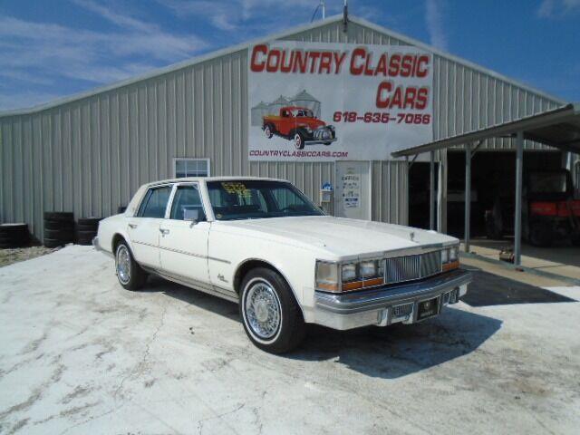 1977 Cadillac Seville (CC-1516362) for sale in Staunton, Illinois