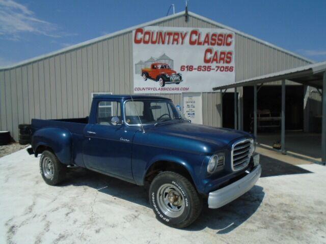 1960 Studebaker Champion (CC-1516369) for sale in Staunton, Illinois