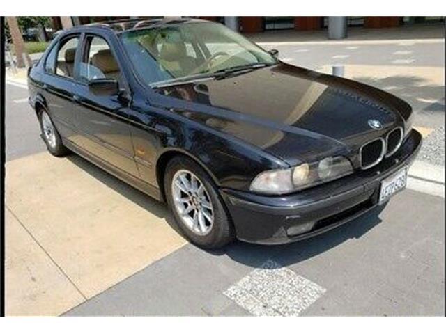 1999 BMW 528i (CC-1516373) for sale in Cadillac, Michigan