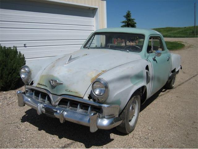 1952 Studebaker Starlight (CC-1516374) for sale in Cadillac, Michigan