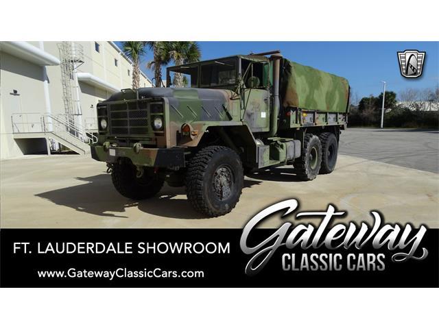 1990 GMC Military Vehicle (CC-1516375) for sale in O'Fallon, Illinois