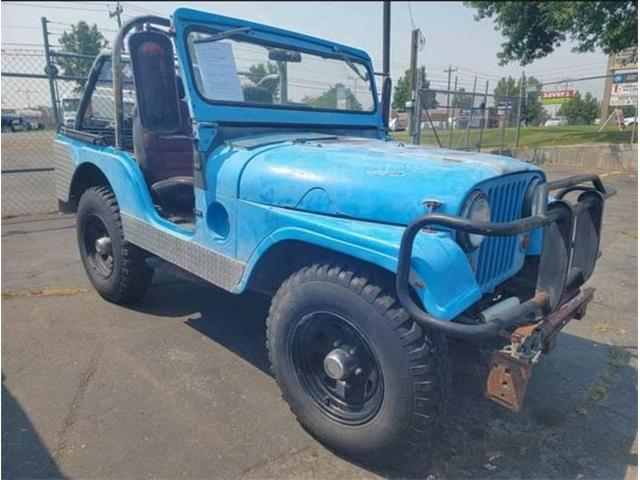 1954 Jeep Willys (CC-1516377) for sale in Cadillac, Michigan
