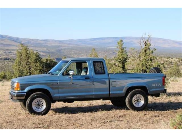 1989 Ford Ranger (CC-1516379) for sale in Cadillac, Michigan