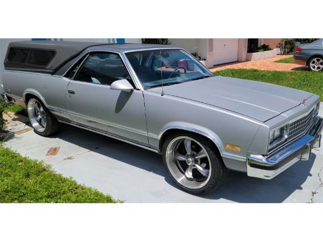 1987 Chevrolet El Camino (CC-1516388) for sale in Cadillac, Michigan