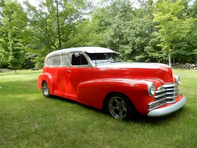 1946 Chevrolet Sedan Delivery (CC-1516397) for sale in Cadillac, Michigan