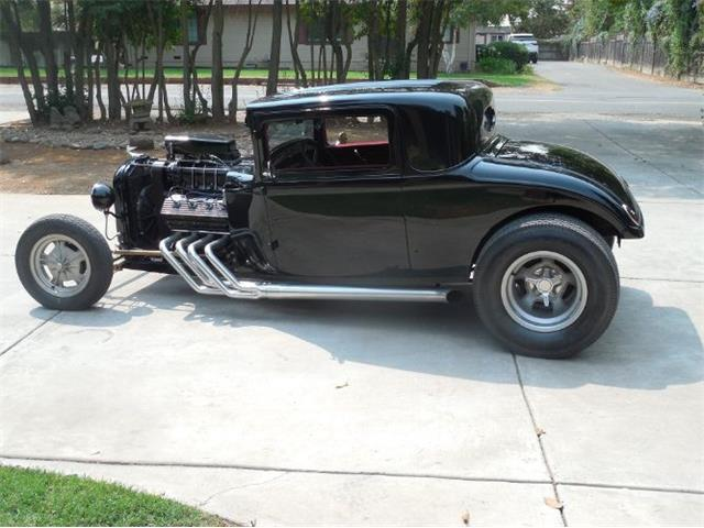 1931 Plymouth Coupe (CC-1516400) for sale in Cadillac, Michigan