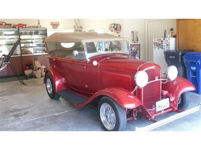 1932 Ford Phaeton (CC-1516405) for sale in Cadillac, Michigan