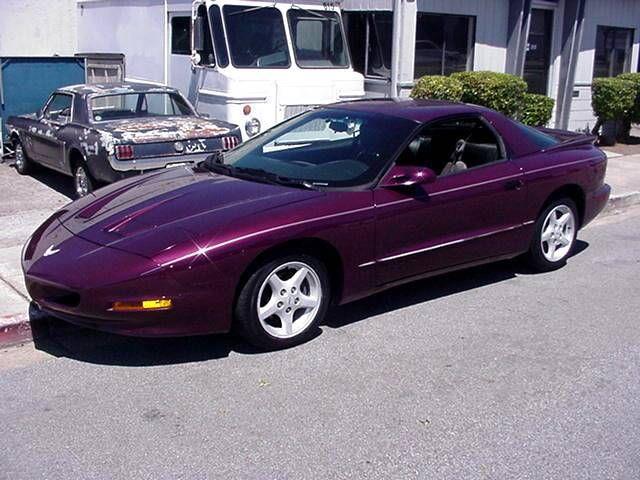 1996 Pontiac Firebird (CC-1516414) for sale in Cadillac, Michigan