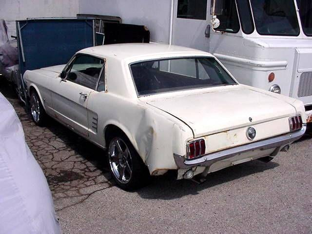 1966 Ford Mustang (CC-1516421) for sale in Cadillac, Michigan