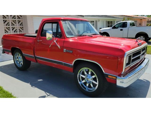 1987 Dodge D100 (CC-1516433) for sale in Cadillac, Michigan
