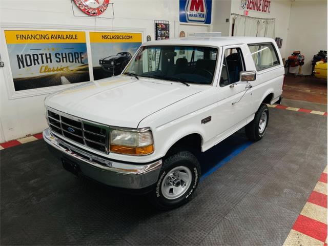 1994 Ford Bronco (CC-1516435) for sale in Mundelein, Illinois