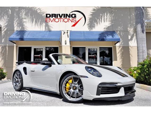 2021 Porsche 911 Turbo (CC-1516436) for sale in West Palm Beach, Florida