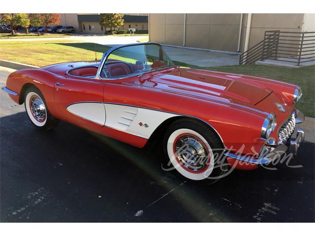 1959 Chevrolet Corvette (CC-1516460) for sale in Houston, Texas