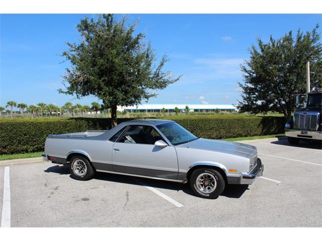 1987 Chevrolet El Camino (CC-1516462) for sale in Sarasota, Florida