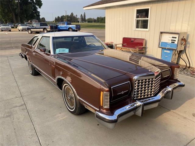 1978 Ford Thunderbird (CC-1516472) for sale in Brookings, South Dakota