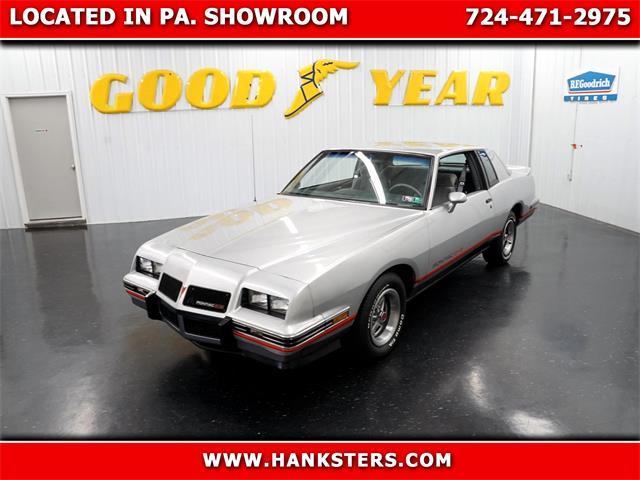 1986 Pontiac Grand Prix (CC-1516481) for sale in Homer City, Pennsylvania