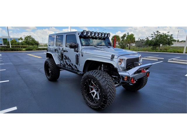 2015 Jeep Wrangler (CC-1516499) for sale in Doral, Florida