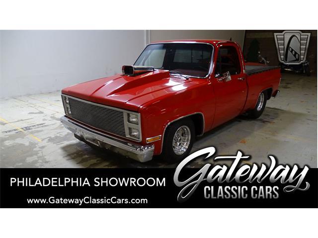 1986 Chevrolet C10 (CC-1516502) for sale in O'Fallon, Illinois