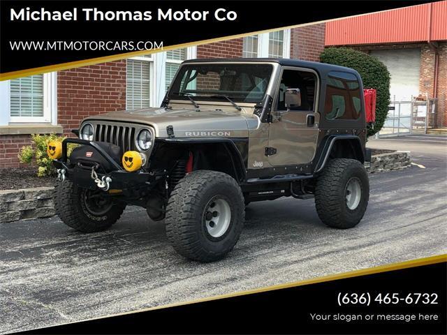 2004 Jeep Wrangler (CC-1516511) for sale in Saint Charles, Missouri
