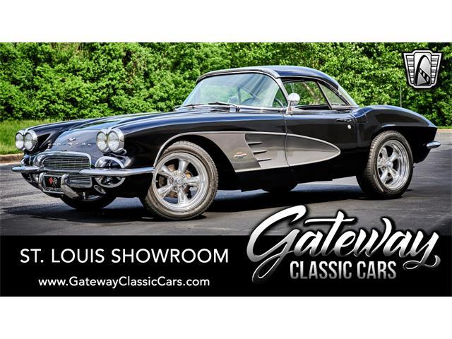 1961 Chevrolet Corvette (CC-1516538) for sale in O'Fallon, Illinois