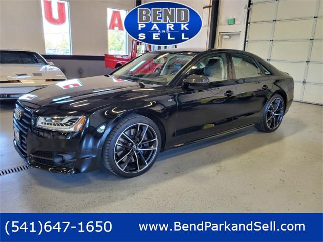 2017 Audi S8 (CC-1516540) for sale in Bend, Oregon
