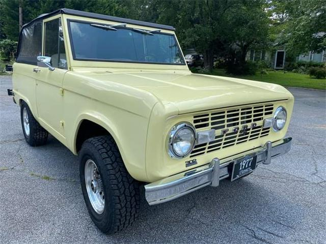1977 Ford Bronco (CC-1516565) for sale in Lilburn, Georgia