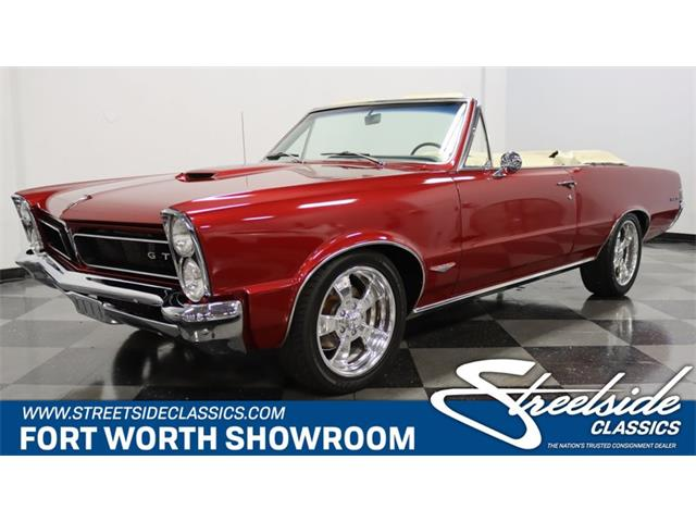 1965 Pontiac GTO (CC-1516581) for sale in Ft Worth, Texas