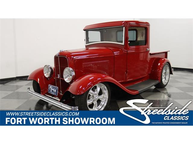 1932 Ford 3-Window Coupe (CC-1516582) for sale in Ft Worth, Texas